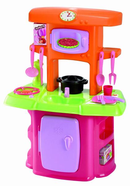 Кухня с духовкой и холодильником Bubble Cook