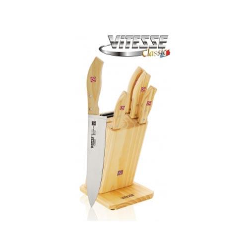 Набор ножей Vitesse VS-8121 7 предметов