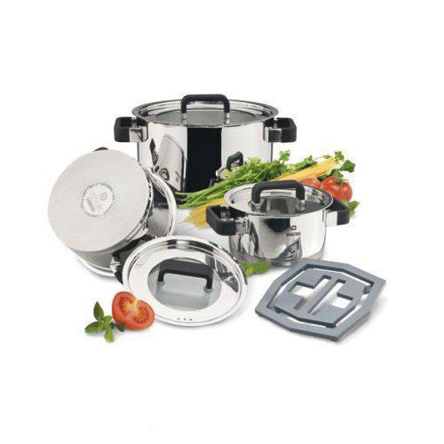 Набор посуды UNIQUE (7 пр.) Vinzer