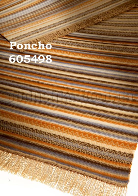 Плед Bocasa Poncho 605498