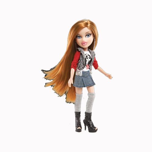 Кукла Bratz серии Новые подружки - Леора