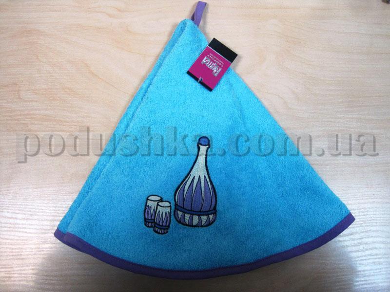 Полотенце махровое кухонное круглое Mariposa Барабан
