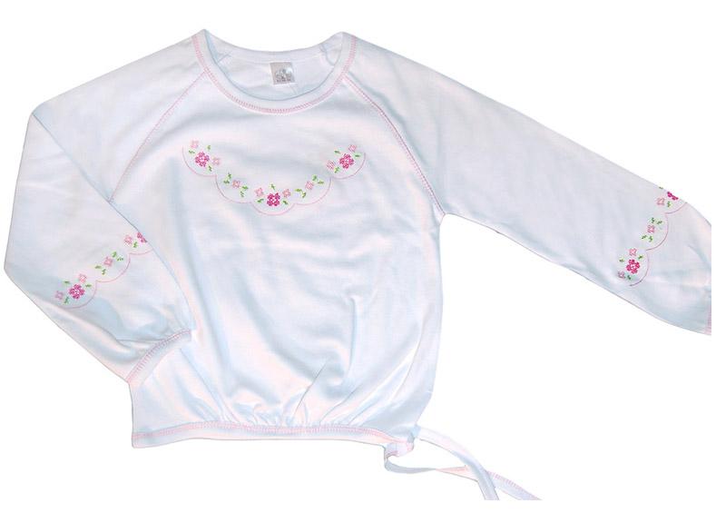 Кофточка детская Фламинго 873 интерлок