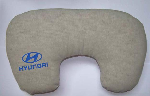 Подушка для шеи Hyundai