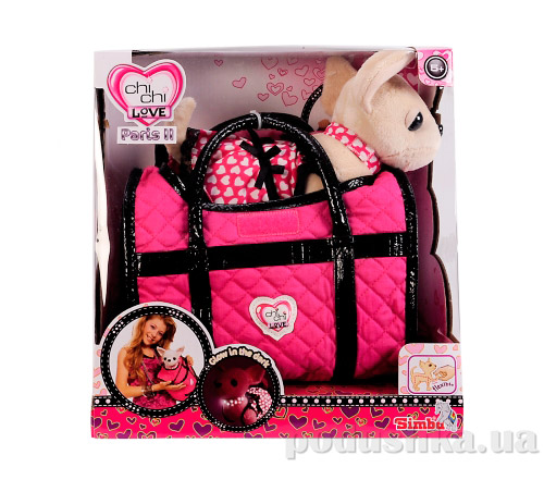 Собачка Чихуахуа Розовая мечта Chi Chi Love 5899700   Chi Chi Love