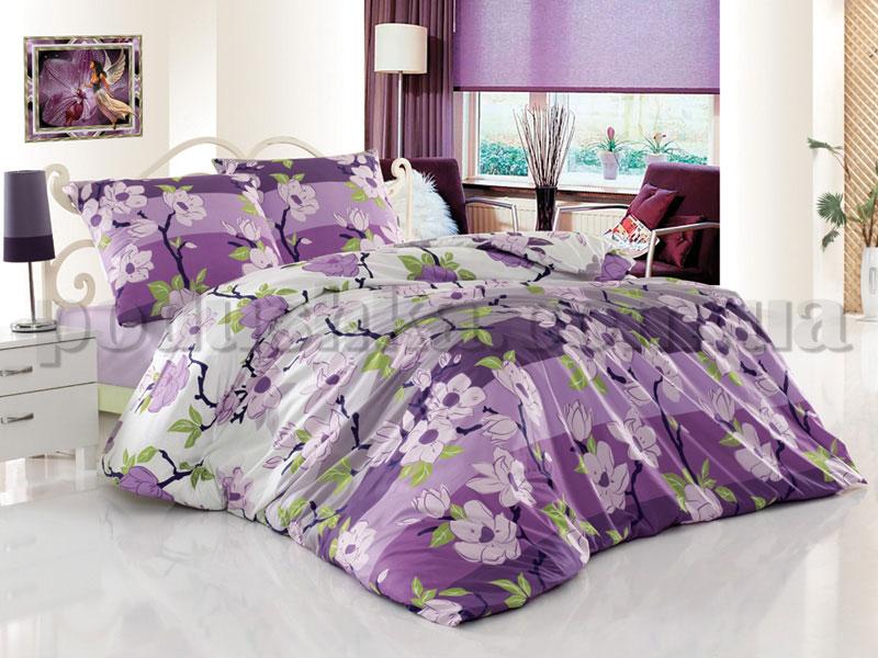 Постельное белье First choice Floral lila