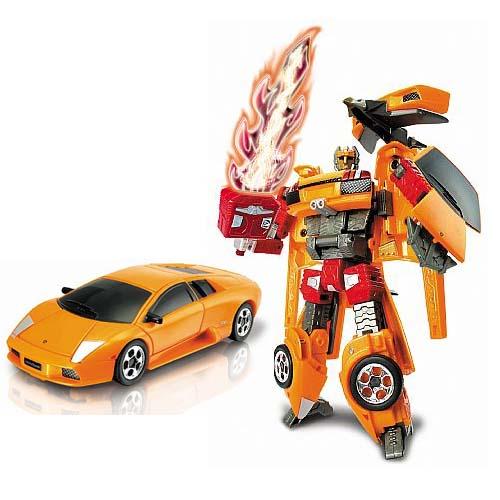 Робот-трансформер TERROBOT - LAMBORGHINI MURCIELAGO (1:32)   Roadbot