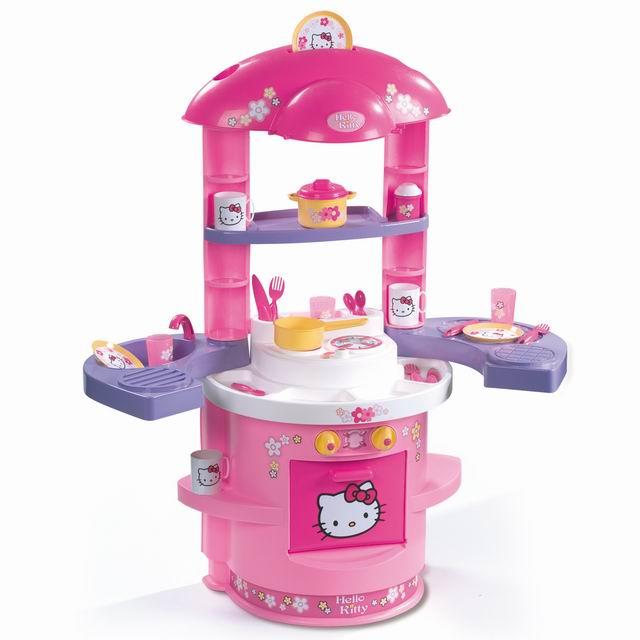 Кухня Hello Kitty