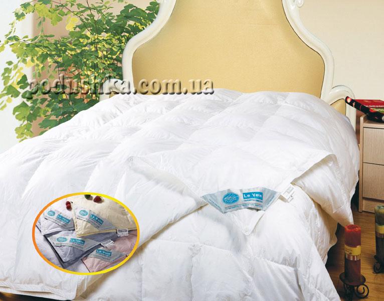 Одеяло пух-перо на кнопках Le Vele 155х215 см (х2) Le Vele