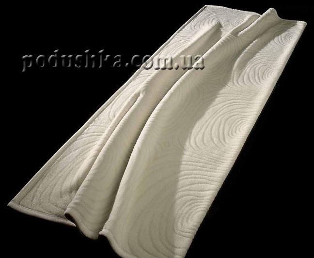 Плед Путаница (relief cotton)