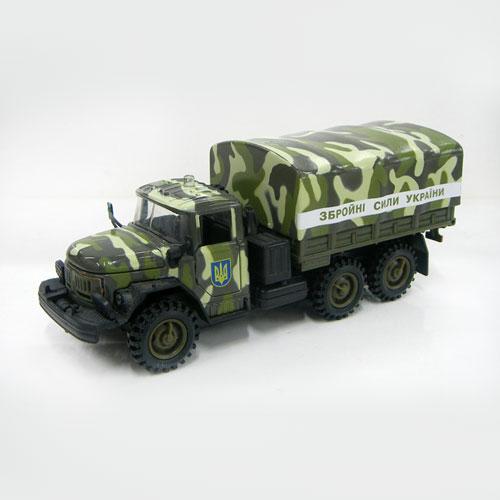 Автомодель - ЗИЛ-131 Вооруженные Силы (свет, звук)