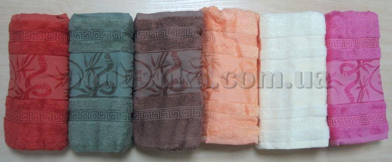 Набор махровых полотенец Nusa Premium