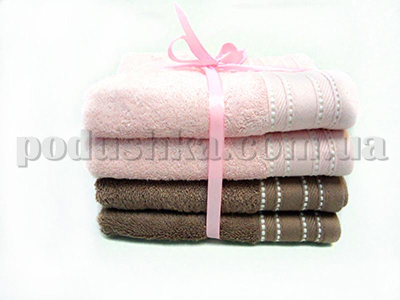 Набор махровых полотенец Inci