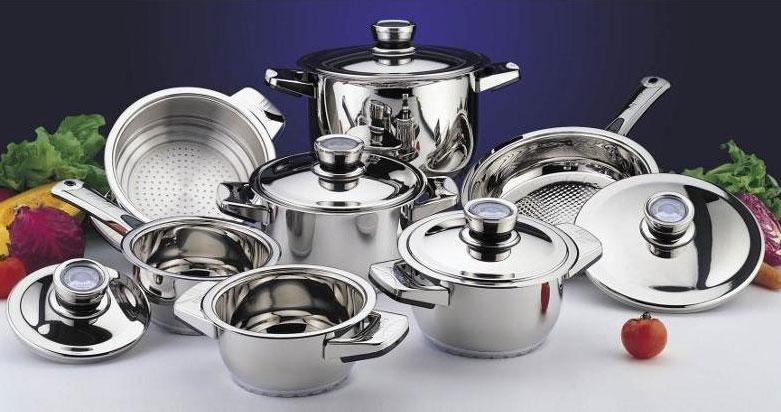 Набор посуды Charme BergHoff 12 предметов