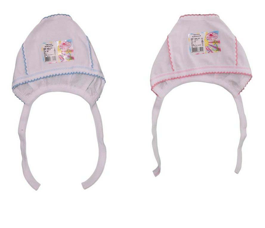 Шапка для новорожденных Фламинго 468