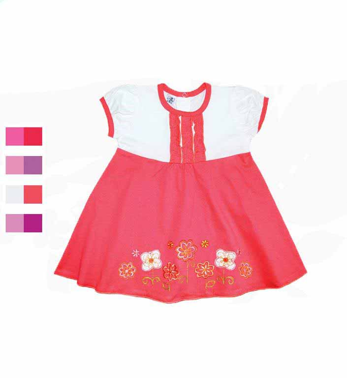 Платье для девочек Фламинго 530