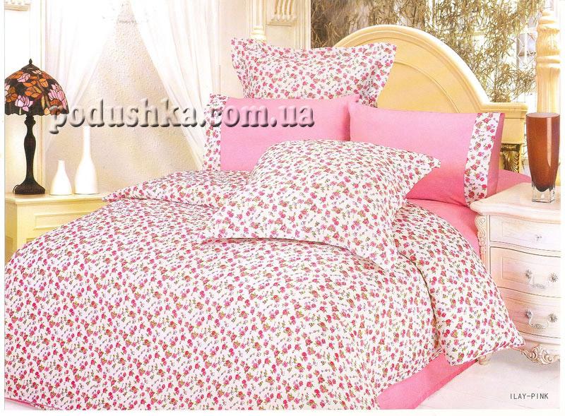 Комплект постели Ilay-Pink
