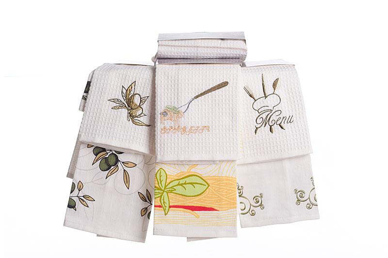 Набор полотенец для кухни OLIVES 40х65 см  Diandra