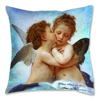 Подушка «Ангелочки»