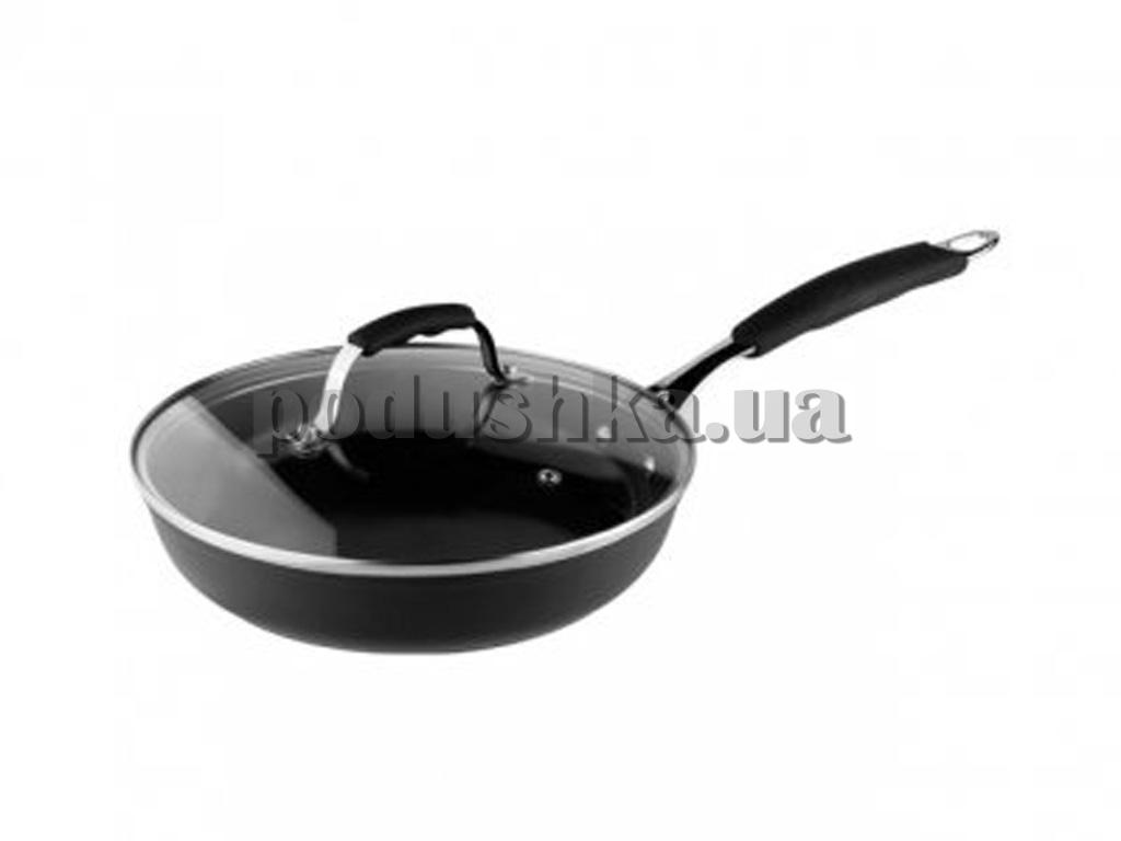 Сковорода с крышкой Eco Style Induction Vinzer 89474
