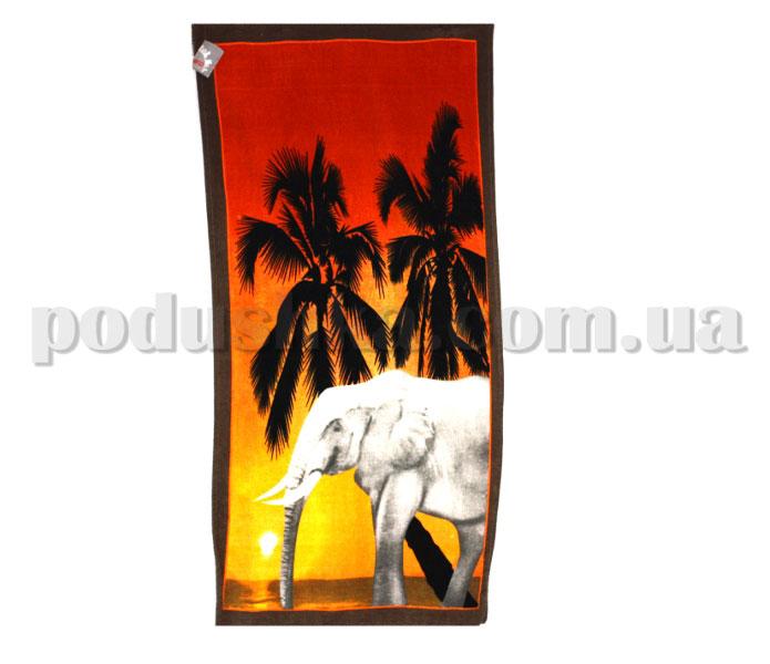 Полотенце пляжное Home line Слон