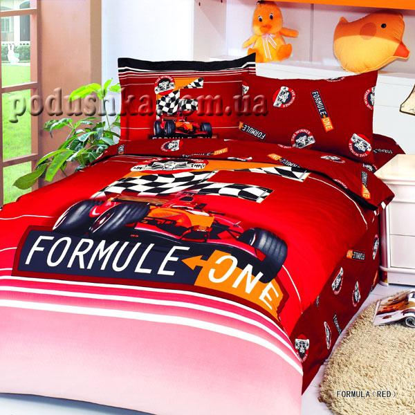 Комплект постели Formula Red, Le Vele Полуторный комплект  Le Vele