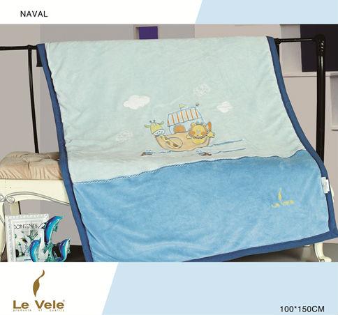 Плед детский Le Vele Naval