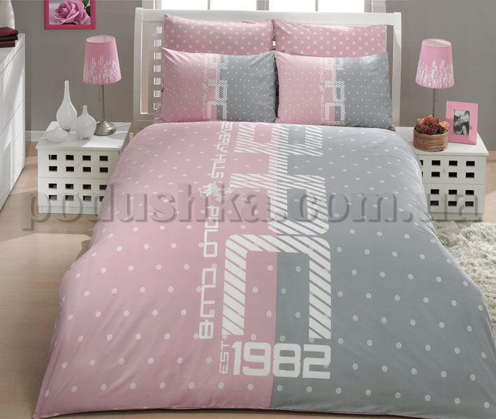 Постельное белье BHPC 009 pink