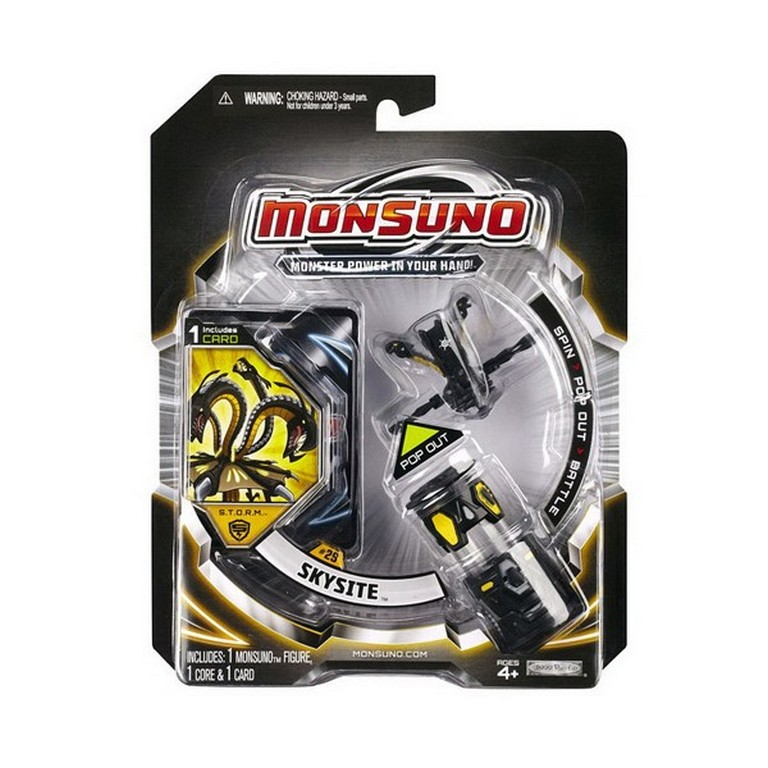 Стартовый набор Monsuno S.T.O.R.M Skysite 1-Packs W3 14552-42903-MO
