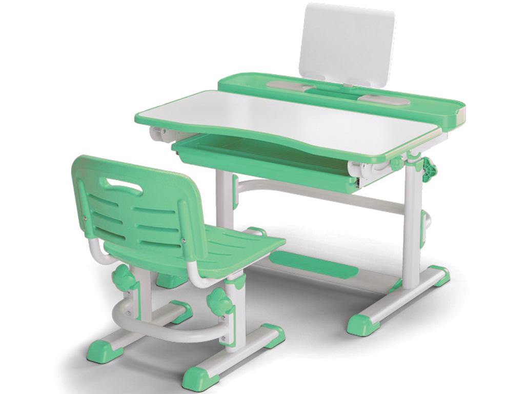 Комплект парта и стульчик Evo Kids BD-04 Z New