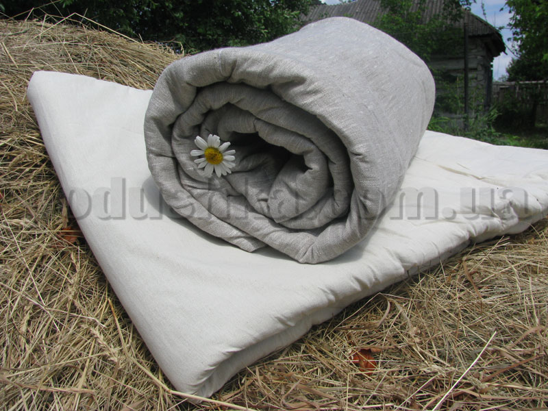 Льняное одеяло КЛ-2