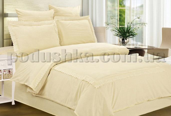 Постельное белье Belle-Textile 042 с кружевом
