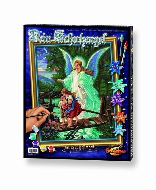 Художественный творческий набор Ангел Хранитель