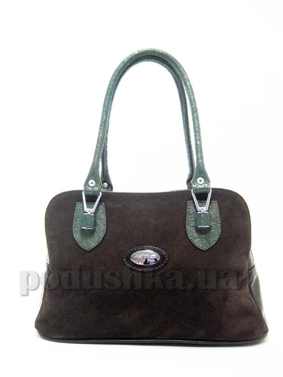 Сумка из натуральной кожи Artis Bags 746