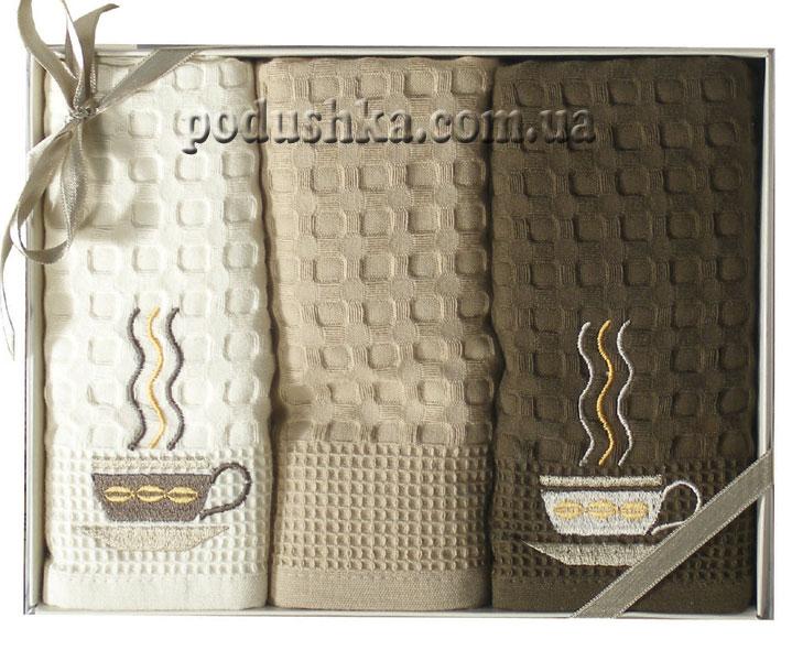 Набор полотенец PAVIA кухня COFFES D-1