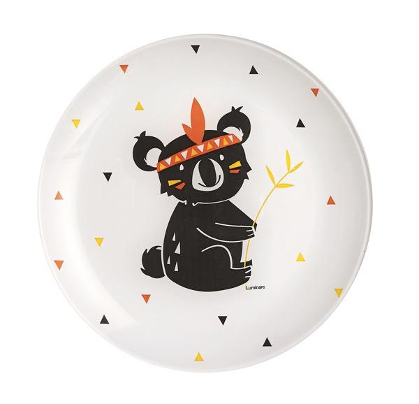 Тарелка десертная детская Luminarc Kotipi 20.5 см N4102