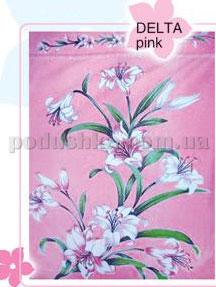 Простынь махровая Le Vele Delta Pink