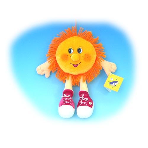 Мягкая игрушка - Солнце музыкальное, 35 см
