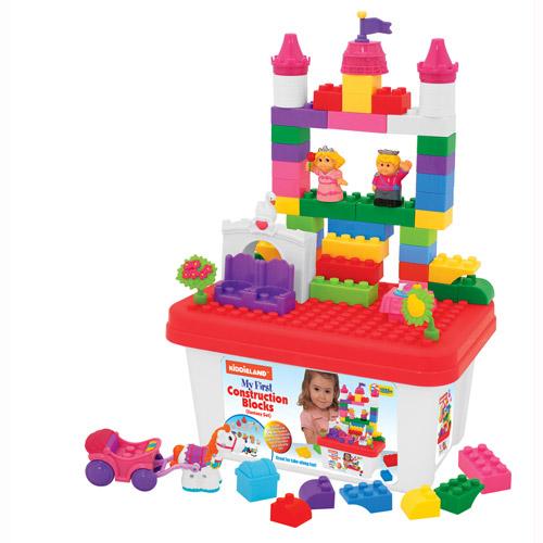 Игровой набор из блоков - ЗАМОК