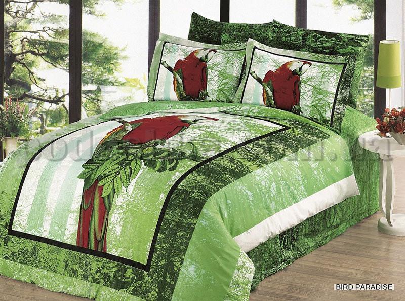 Постельное белье Arya Bird paradise