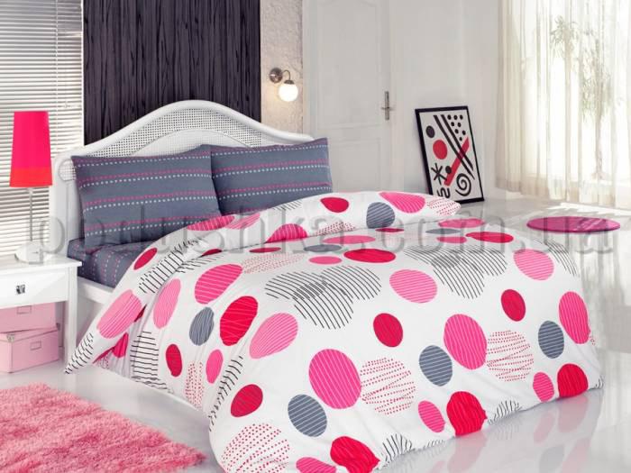 Постельное белье Romeo soft Ekinoks фиолетовый