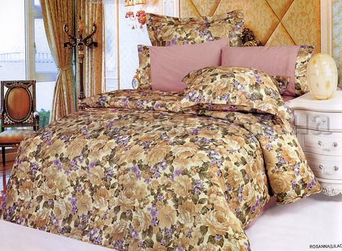 Постельное белье Le Vele Rosanna lilac