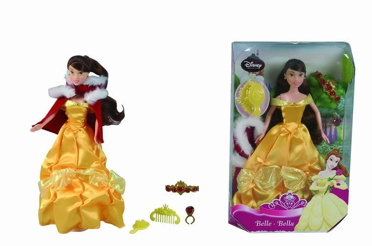Кукла Бель с аксессуарами Princess