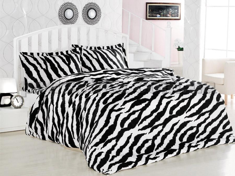 Постельное белье Romeo soft Zebra