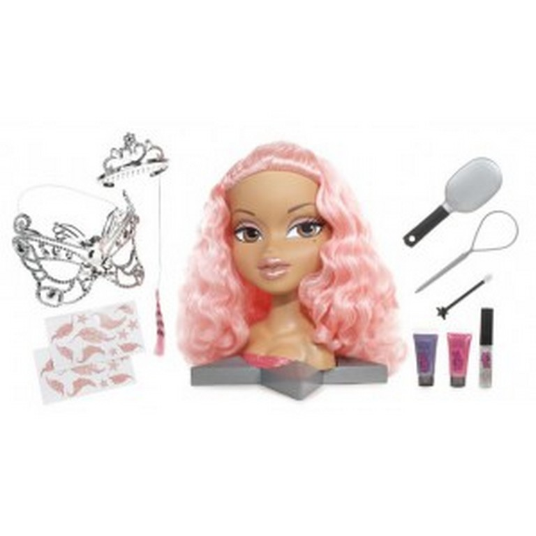 Кукла-манекен Bratz серии «Модный парикмахер» Ясмин 515258