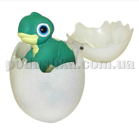 Интерактивный аксессуар для Динозаврика Инью - светящееся яйцо с маленьким динозавриком