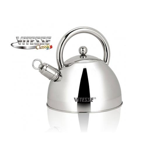 Чайник со свистком Vitesse VS-7802