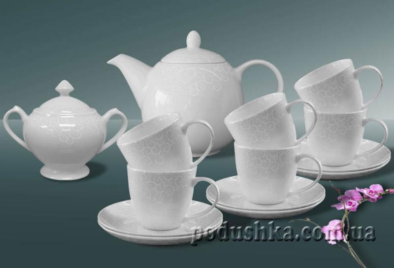 Сервиз чайный фарфор 14пр. Versailles De Luxe