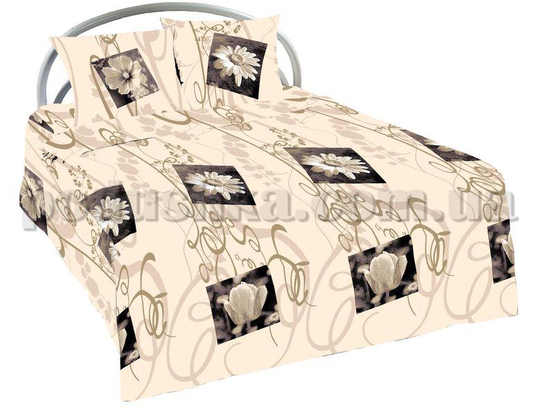 Постельное белье Шуйские ситцы Капучино 73431