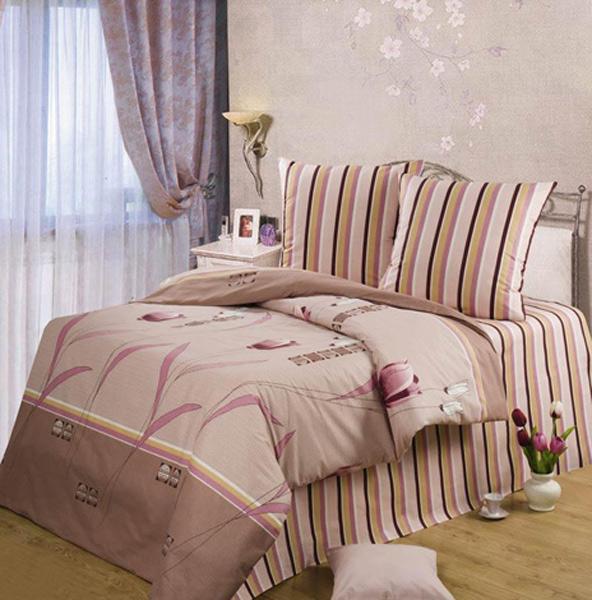 1,5-спальный комплект постельного белья. Любимый дом-022. 220 грн. В наличии